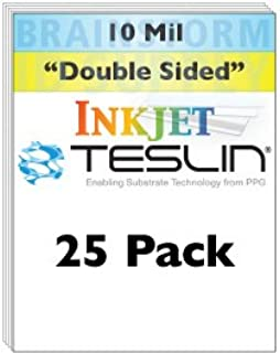 teslin synthetic printing sheet