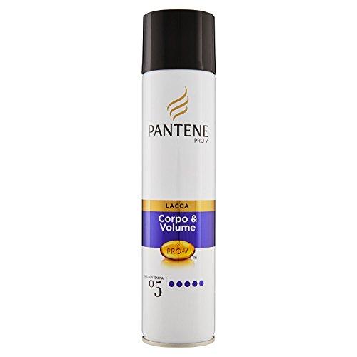 Pantene Pro-V Lacca leggera Corpo & Volume 250 ml - Tenuta di livello 5