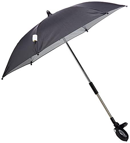 Baby ombrellone compatibile con Babyzen–Zen nero