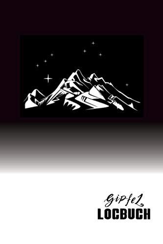 Gipfelbuch Logbuch: Gipfeltagebuch Deutschland (Wandern Hund, Band 1)