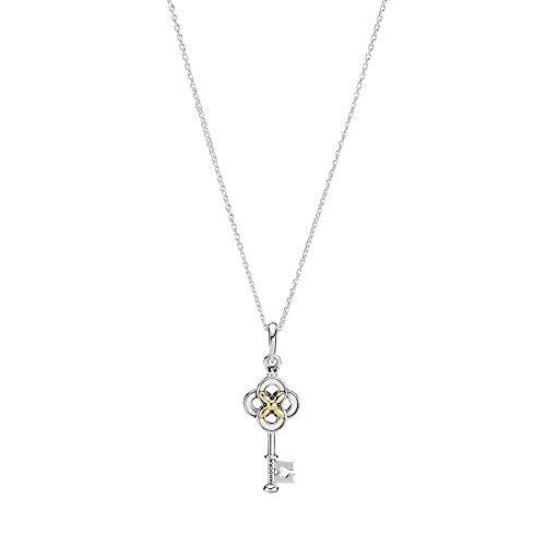 PANDORA Collar Señoras Plata esterlina circonita Otra Forma - 399339C01-70