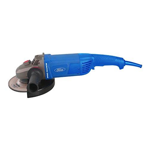 Ford Tools FP7-0004 Amoladora Angular Profesional, 230 mm