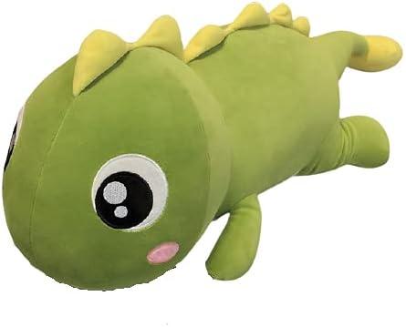 Spire Cute Lovely Big Size Dinosaur Gr Pillow 80cm Boston Mall Toy Cheap A2 Soft