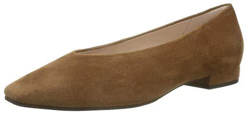 lodi BRALE1, Zapato Plano Mujer, Ante Bark, 39 EU