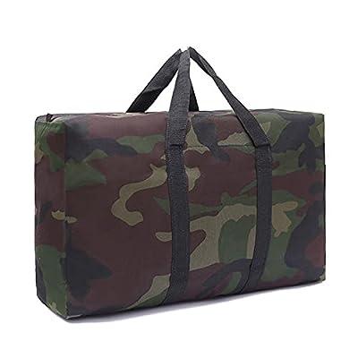 MANTFX Camouflage Travel Duffel