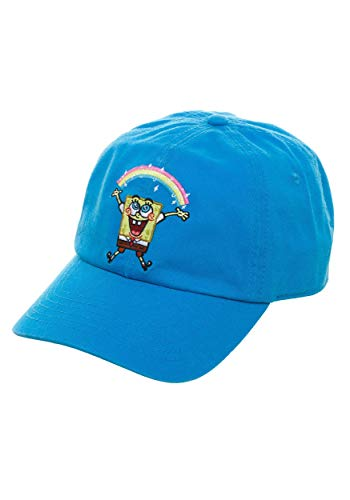 Bioworld Merchandising / Independent Sales Spongebob Rainbow Baseball Cap
