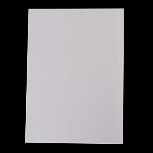 WeatherWriter zeta4/20A4zecom Laser bedruckbar Wasserdicht UPM RAFLATAC Label–Weiß