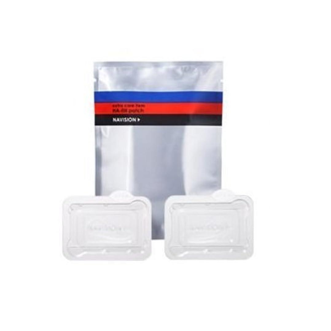 お風呂手つかずの対ナビジョン NAVISION HAフィルパッチ(2枚×3包入)