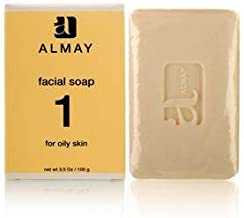 Almay Facial Soap for Dry Skin, 3.5-Ounce Package