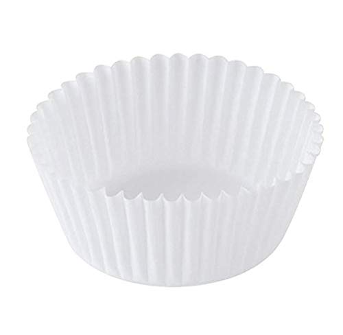 Reynolds FC1875X450 Disposable-Baking-Cups, 4.5 Inch, White