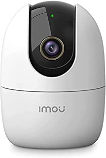 Imou Indoor Wi-Fi Security Camera, 4MP 1440P Pan/Tilt Dome Camera, Home Surveillance Camera with Human Detection, Smart Tr...