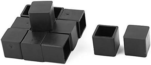 0,8 cm 32 piezas ALUYF Protector de pie c/ónico de goma para muebles Almohadilla de protecci/ón de pies c/ónica antideslizante Para muebles mplificador altavoz almohadillas para piernas 2 1,5