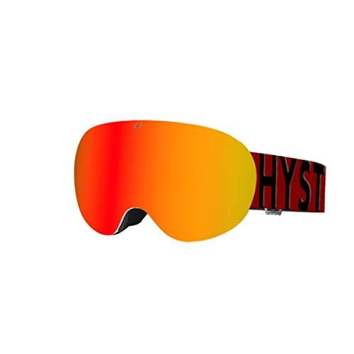 HYSTERESIS Gafas DE VENTISCA Rocket Rojo/Rojo-M