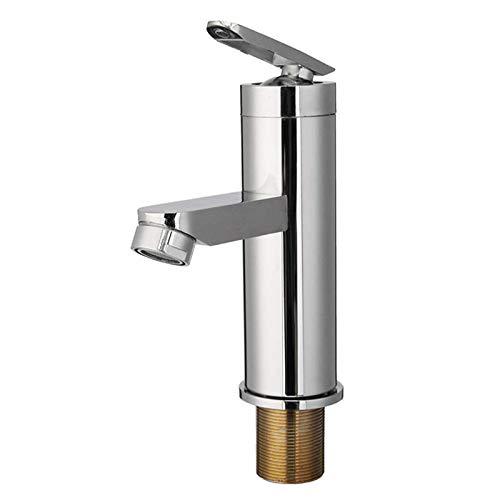 Grifo de baño de cocina grifo de lavabo de una sola manija grifos de fregadero de cocina grifos