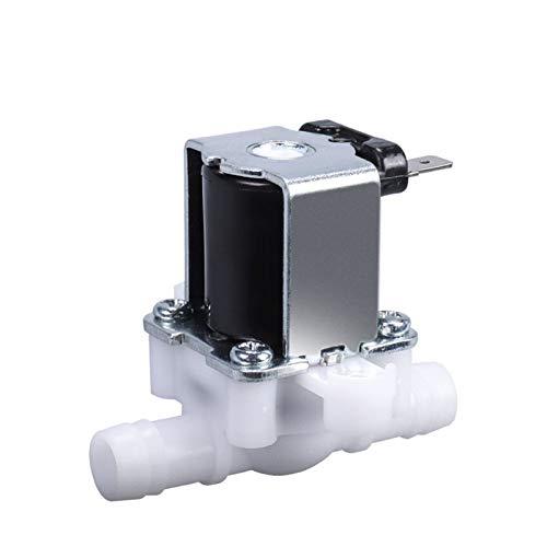LXH-SH Das elektromagnetische Ventil Normalerweise geschlossen Pressurized Magnetventil Einlassventil 12 mm Wasserspender-Wasseraufbereitungssystem aus Kunststoff Industriebedarf