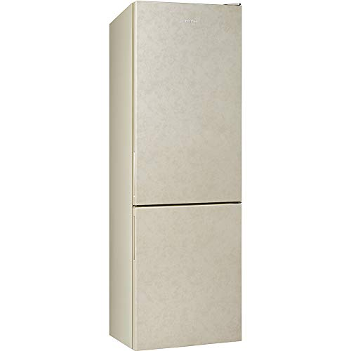 Smeg FC202PMN frigorifero con congelatore Libera installazione Beige 360 L A++