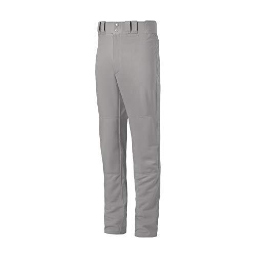 Mizuno Youth Select Pro Pants, Herren Jungen Mädchen, 350389.9191.06.L, grau, Large