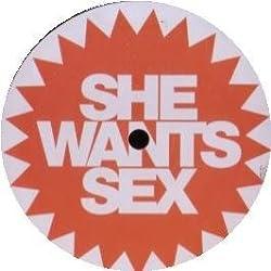 THE KOX / SHE WANTS SEX
