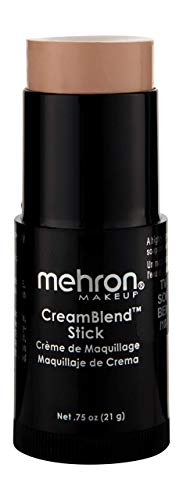Mehron Makeup CreamBlend Stick (.75 oz) (SOFT BEIGE)