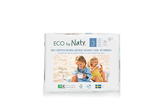 Eco by Naty Windeln Gr. 3 (4-9 kg)