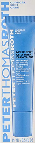 Acne treatment products Acne Spot and Area Treatment, Colloidal Sulfur Acne Spot Treatment
