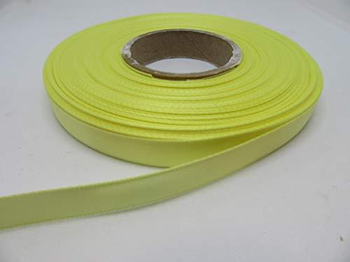 10 Bows 50mm 50/mm n/œud /à tirer Lot de 10 citron