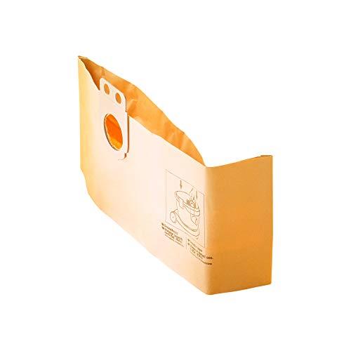 starmix Vliesfilterbeutel FBV 20, 5 Stück, 2-lagiges Spezialpapier, hygienisch, fast 100% Staubrückhaltung