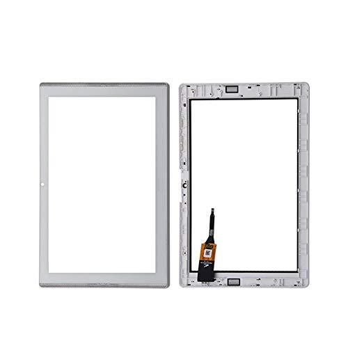 Kit de reemplazo de pantalla 10.1 pulgadas Fit for Acer Iconia Una pantalla 10 B3-A40 Tablet PC táctil con panel frontal digitalizador lente de cristal kit de reparación de pantalla de repuesto