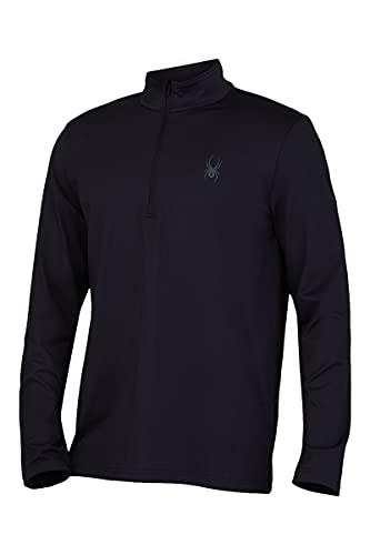 Spyder Men's Prospect Fleece-Jacket, black, XL
