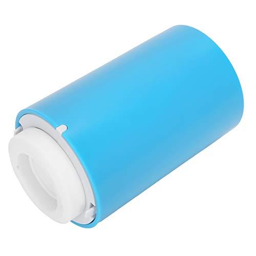 Cikonielf Mini Bomba de vacío eléctrica portátil para el hogar Bomba de compresión eléctrica Operación automática para Viajes Bolsa de Almacenamiento al vacío Mantenga la Comida Fresca