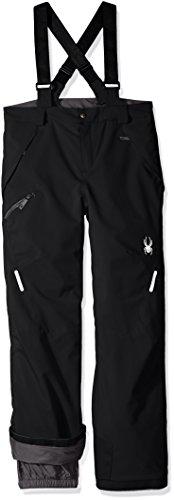 Spyder Propulsion, Pantalones para Niños, Negro (Black 001), 8