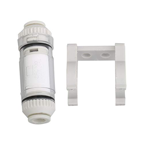 Yibuy ZFC100-04B 4mm OD Vacuum Filter Pneumatics Air Suction Filter 53.4mm