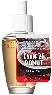 【Bath&Body Works/バス&ボディワークス】 ルームフレグランス 詰替えリフィル キャンプファイヤードーナツ Wallflowers Home Fragrance Refill Campfire Donut [並行輸入品]