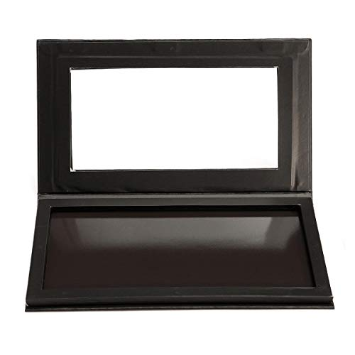 Empty Magnetic Eyeshadow Concealer Blush Palette Refillable Box Makeup Storage Cosmetic Tools