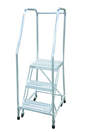 Cotterman GripTips Rolling Warehouse Ladder Rubber feet, Crutch tip kit 1