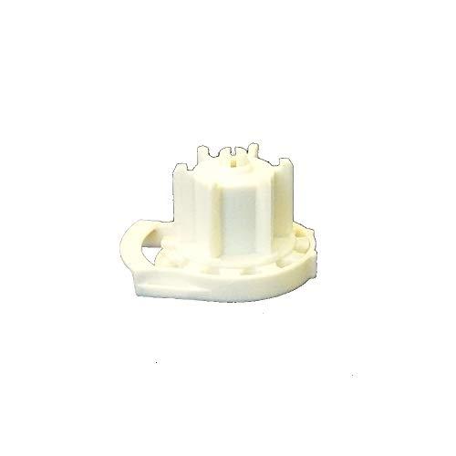 RollEase - R8 Rollschirm-Kupplung für 1 1/2 Zoll Rohr – Weiß