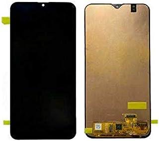 قطعة غيار شاشة Lcd من ريفيكسيت سوداء متوافقة مع سامسونج A20