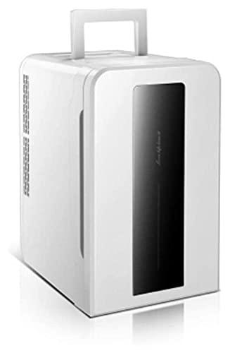SONG Mini refrigerador silencioso para Dormitorio Portátil Portátil Mini refrigerador Coche Lindo Mini Nevera