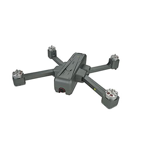 ZDYHBFE Fotografía aérea profesional 4K Drone Cámara WiFi Avión Niño Juguete Avión RC Flujo óptico Cámara aérea plegable sin escobillas Regalos para niños y adultos Sistema de ultrasonido Ruta persona