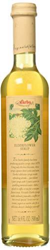 d'arbo All Natural Elderflower Syrup Ounce, 16.9 Fl Oz