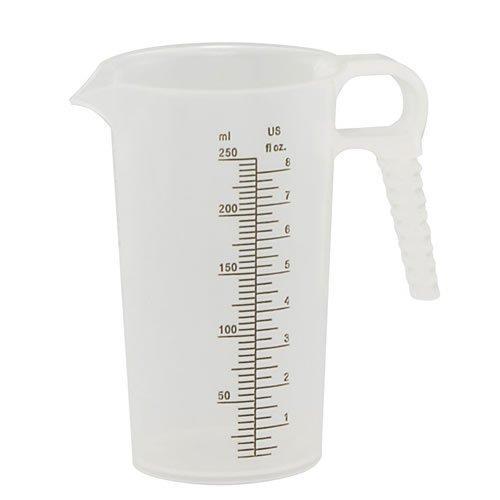 8 oz. Accu-Pour PP Measuring Pitcher (1 Pitcher)