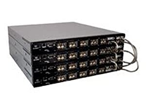 QLogic SANbox 5802V - switch - 20 ports - desktop (SB5802V-20A8) -