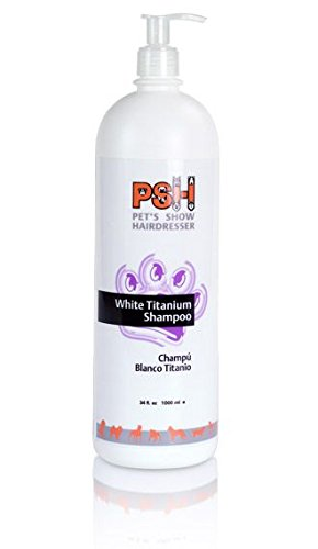 PSH Champu Blanco Titanio 1 L.