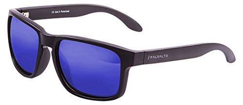 PALOALTO - Gafas de sol Mundaka negro mate - P19202.5