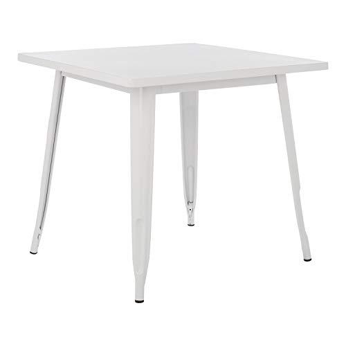 SKLUM Tisch LIX (80x80) Weiss (mehr Farben)