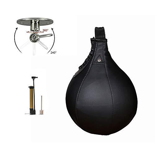 ASTSTAND Heavy Duty Adjustable Speed Bag Boxing Equipment Bracket +Ball