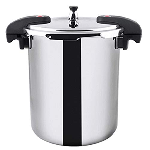 Buffalo Clad Quick Pot Stainless Steels Pressure Cooker Canner 20L