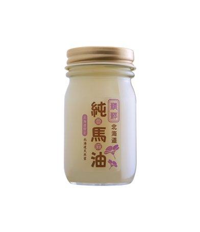 北海道天然堂『精粋アマ純馬油/70ml』