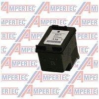 Ampertec Tinta para HP C8765E 338, Color Negro