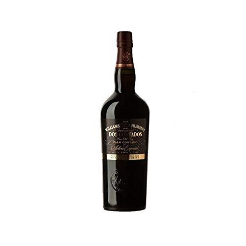 Vino Palo Cortado Dos Cortados 20 años de 50 cl - D.O. Jerez-Sherry - Bodegas Williams & Humbert (Pack de 1 botella)